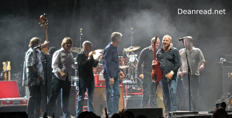 Mark Knopfler in Nottingham on the 11th of October 2011