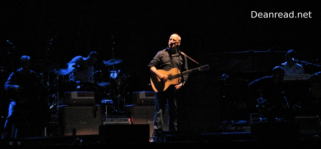 Mark Knopfler in Nottingham on the 11th of October 2011