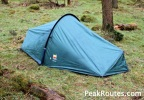Peak District – Wild Camping – Edale Skyline Route