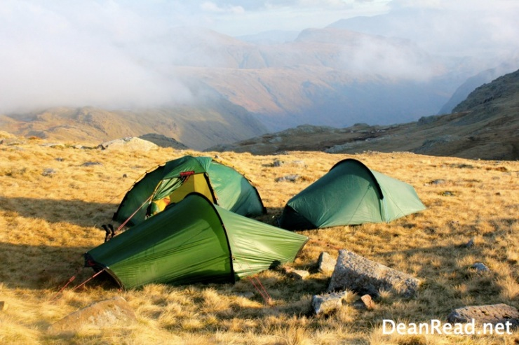 Wild Country Zephyros 1 - Esk Hause - Holding its own amongst the Hilleberg