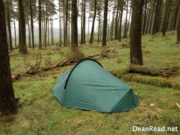 Wild Country Zephyros 1 - Peak District Forest
