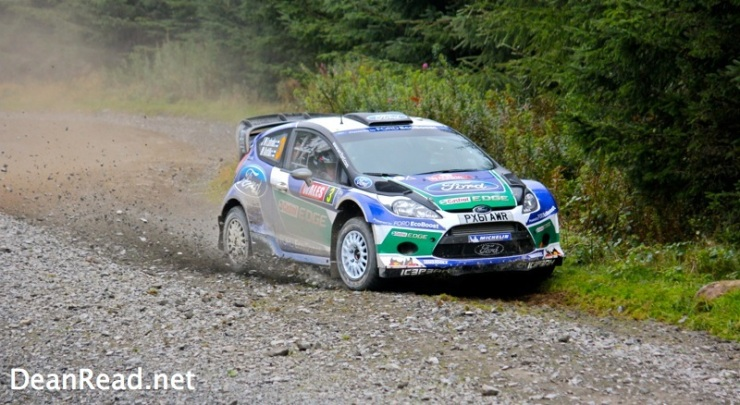 WRC Wales Rally GB 2012