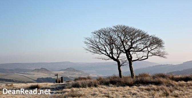 Kinder Scout - Crookstone Moor
