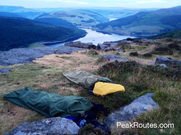 Wild Camping Peak District >> Peak District Wild Camping Bamford Edge Deanread Net