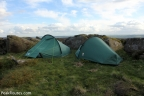 Peak District – Wild Camping – White Edge