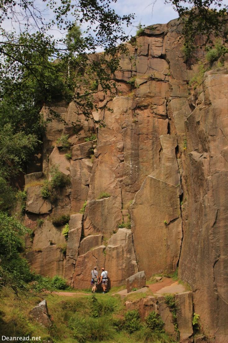 Bolehill Quarry