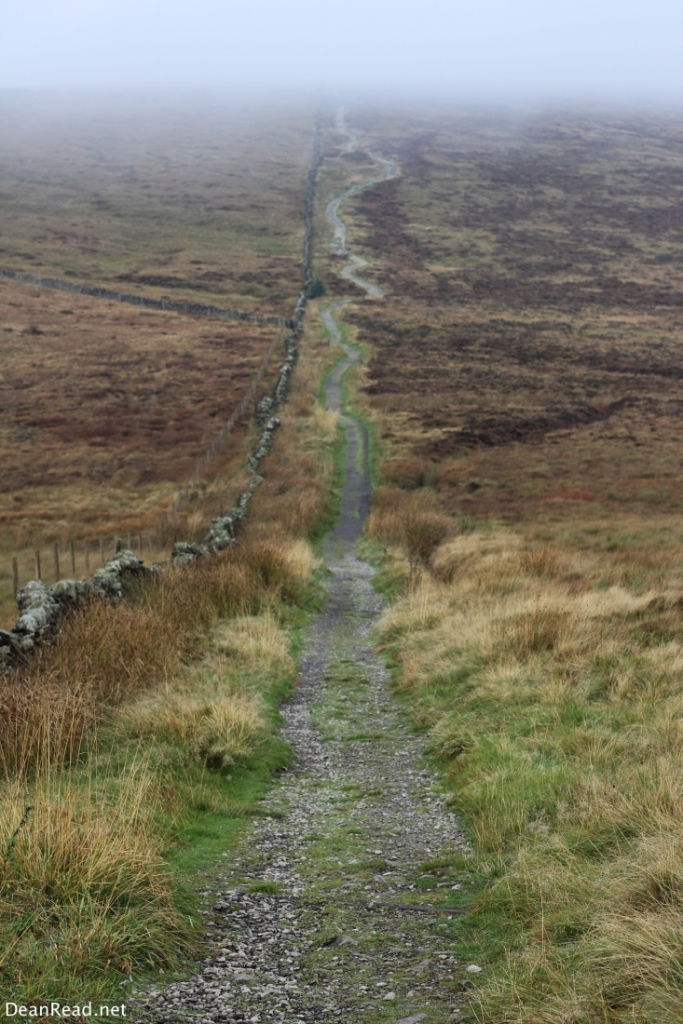 The path to Shining Tor
