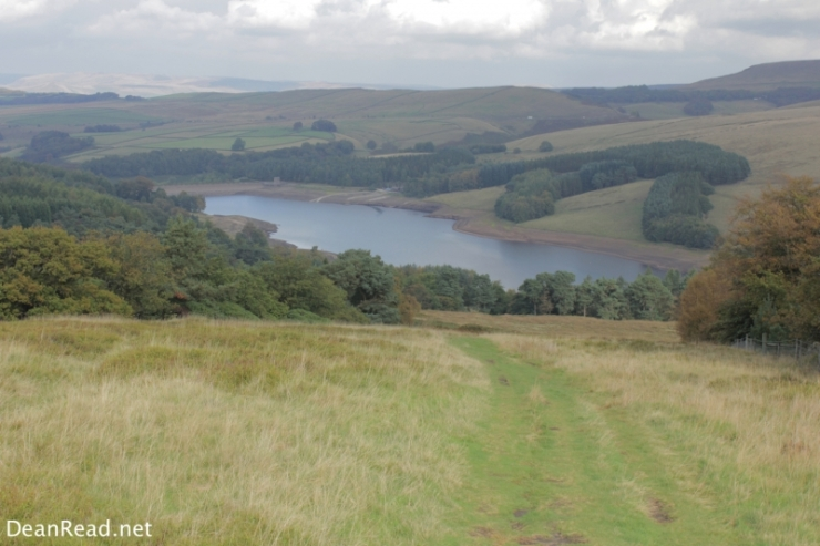 Errwood Reservoir