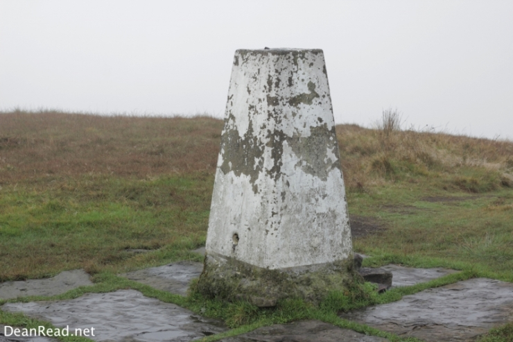 Shining Tor Trig Pillar