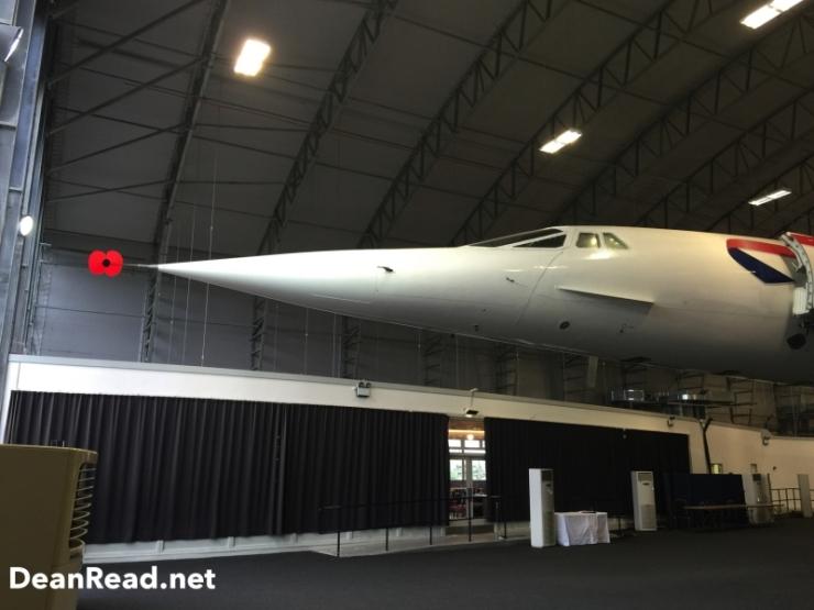 Concorde G-BOAC