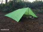 Bushcraft – Forest Wild Camp – Terra Nova Adventure Tarp 2