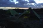 Peak District – Winter Tarp & Bivvy Wild Camp on White Edge