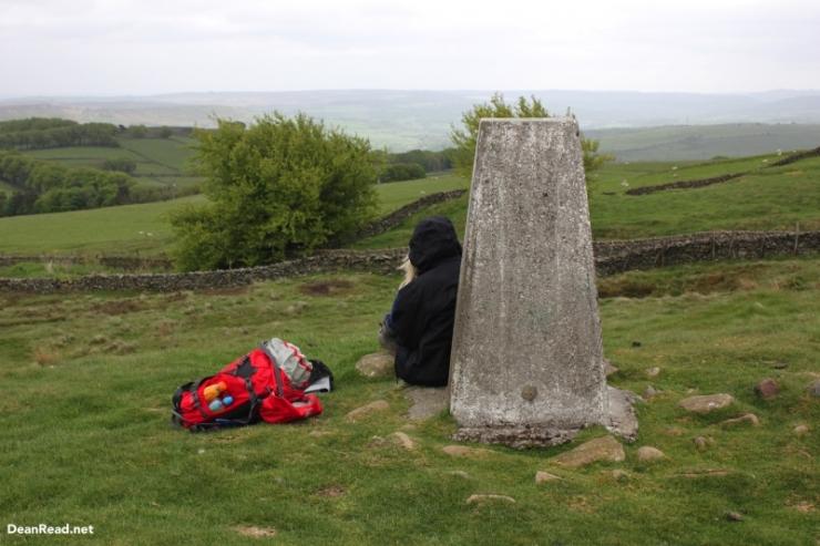 Sir William Hill Trig Point