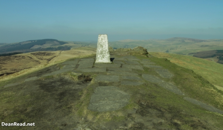 Shutlingsloe Summit