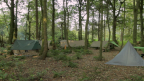 Forest Wild Camp – Lumsdale Walk & YouTube Mini Meet