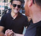 Meeting Casey Neistat in New York City